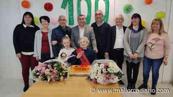 Inca rinde homenaje a Mercedes Arjona tras ingresar en el selecto club de los centenarios - mallorcadiario.com