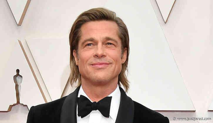 Nominee Brad Pitt Looks So Suave at Oscars 2020