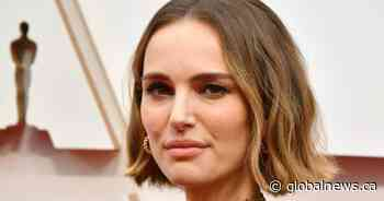 Natalie Portman wears names of snubbed woman directors on Oscars 2020 red carpet