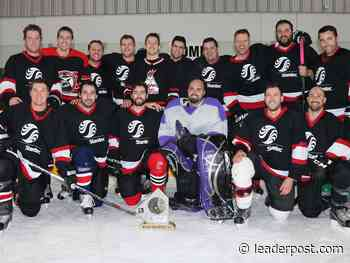 Stantec hockey tournament scores big for Camp Smitty near Eganville - Regina Leader-Post