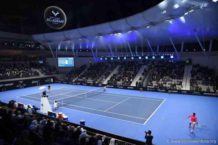 Mohammad Al Ghareeb: 'Rafa Nadal Academy is a win-win situation for tennis in Kuwait'