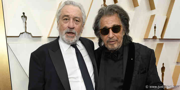 Robert De Niro & Al Pacino Join 'The Irishman' Co-Stars at Oscars 2020