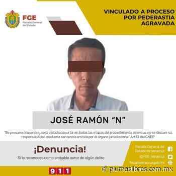 Se queda preso pastor de Cosamaloapan acusado de violar a dos niños - plumas libres