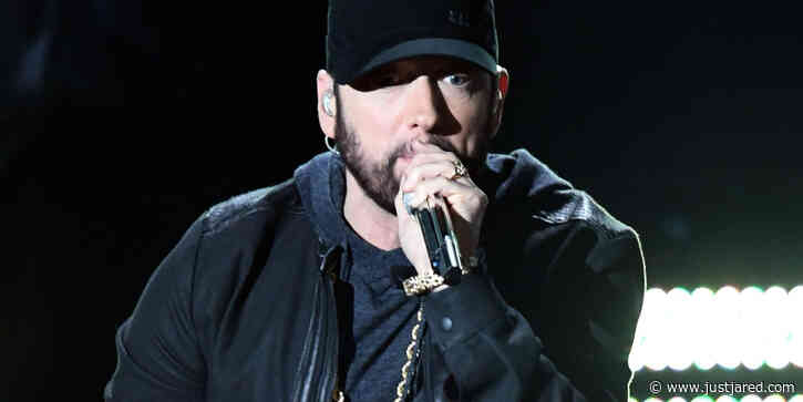 Eminem Attends Oscars for the First Time - Find Out Why He Wasn't There When He Won in 2002!