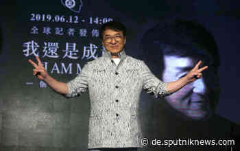 Million Yuan für Heilmittel gegen Coronavirus – Jackie Chan schreibt Belohnung aus - Sputnik Deutschland