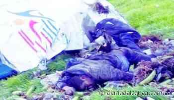 ¡Aterradora muerte en vía Sogamoso Aguazul! Dos fallecidos en accidente en Boyacá - Diario del Cauca