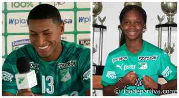 Angulo salió en defensa de Linda Caicedo tras fichar con Deportivo Cali - Liga Deportiva Postobón