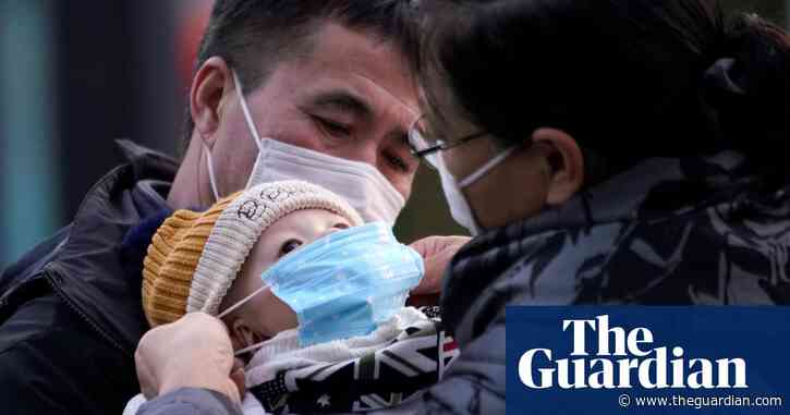 Coronavirus: WHO warns transmission by people who had not visited China could be 'tip of the iceberg'