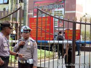 Indonésie: Attentat suicide présumé au siège de la police à Medan - Challenges