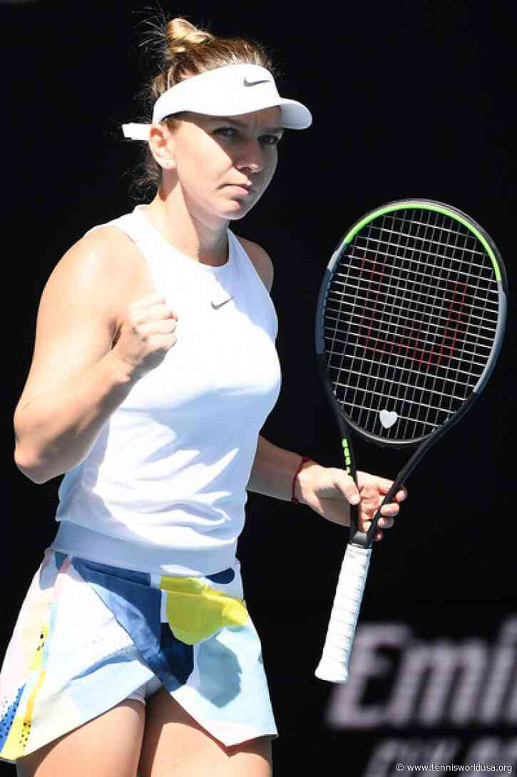 Simona Halep battles to have a more successful 2020 season