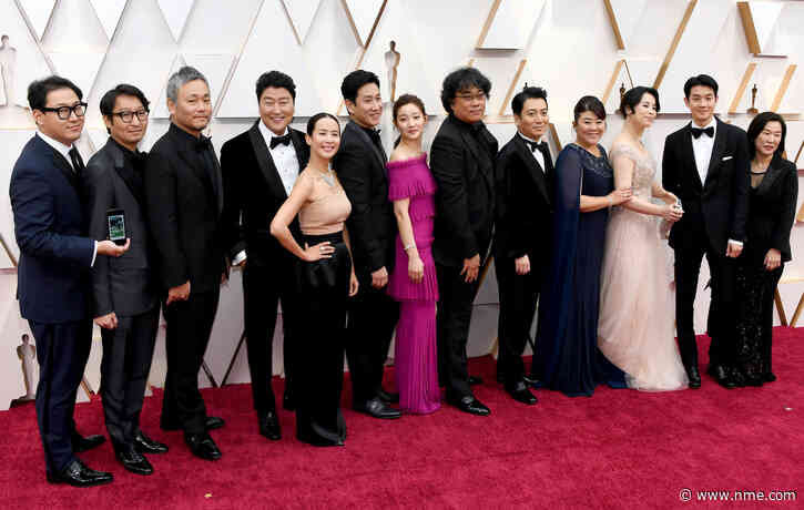 Oscars 2020: 'Parasite' pulls off shock wins as it dominates the night