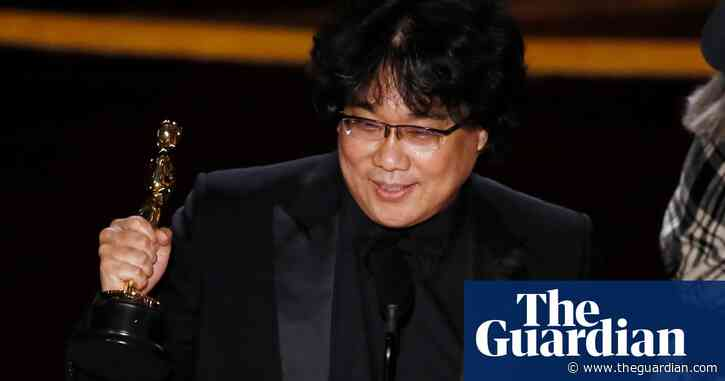 Parasite makes Oscars history as first foreign language film to win best picture