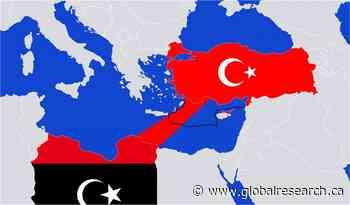Gas Wars in the Mediterranean