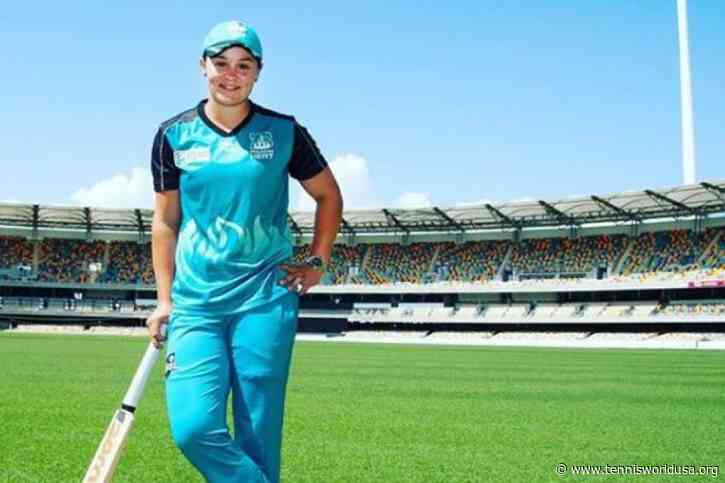 Ash Barty Wants to Run Drinks at the Cricketers Bushfire Relief FundRaiser