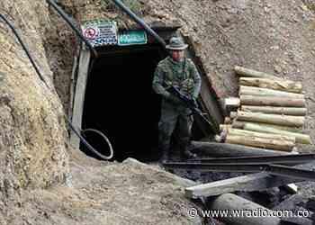 Accidente minero en Socha (Boyacá) dejó dos personas muertas - W Radio