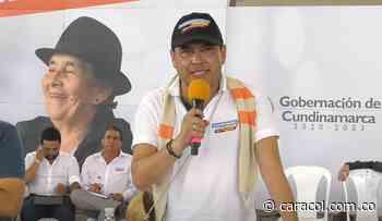 Millonaria recompensa por información de responsable de incendio en Tenjo - Caracol Radio