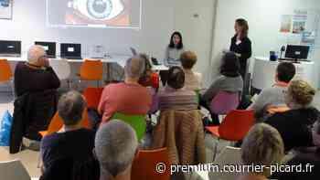 Un atelier chaque mois, à la médiathèque de Corbie, pour protéger sa vie privée sur Internet - Courrier picard