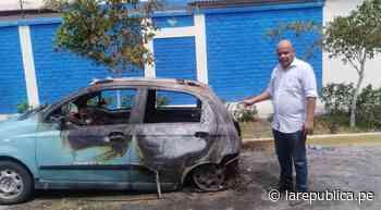 Piura: atentan por cuarta vez contra dirigente del distrito de Salitral - LaRepública.pe