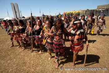 Brazilian Government Wants to Destroy the Culture of Native Peoples