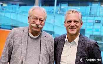 DooH: Jost von Brandis und Thomas Koch... - invidis - Digital Signage Portal