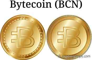New Listing Alert: Binance Adds ByteCoin (BCN) - Cryptocoin Spy