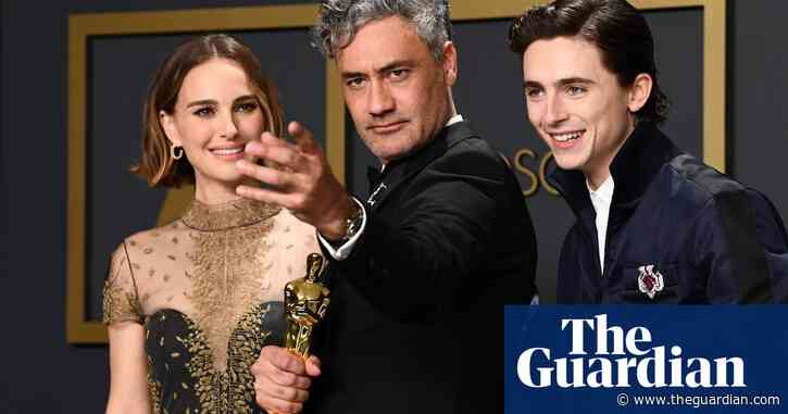 'We can make it here': Taika Waititi urges on Indigenous talent after Oscar win