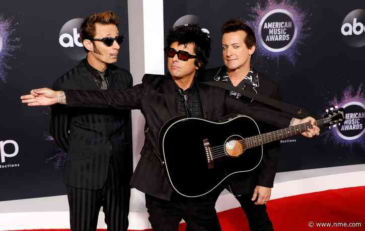 """Green Day's 'American Idiot' movie has been """"pretty much scrapped"""""""