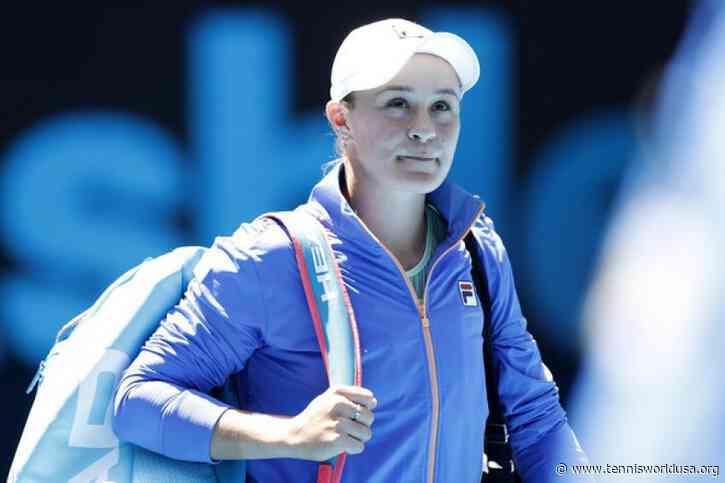 WTA Rankings: Ashleigh Barty leads ahead of Karolina Pliskova and Simona Halep