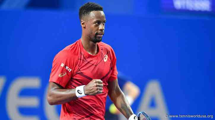 Gael Monfils: I am more than happy to win again in Montpellier