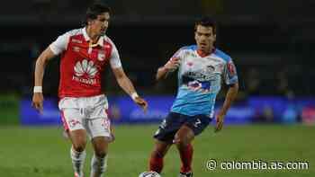 Facundo Guichón se queda en Santa Fe hasta mitad de año - AS Colombia