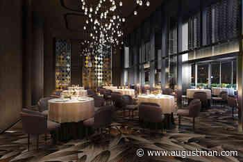 Saint Pierre Kuala Lumpur Rolls Out Festive Menus Celeste Goh Food & Drink - AUGUSTMAN