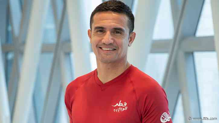 Tim Cahill joins Supreme Committee for Delivery & Legacy as an official ambassador