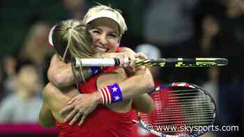 USA complete Fed Cup finals' line-up