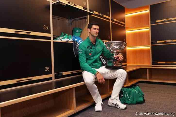 ATP Rankings: Novak Djokovic moves closer to Pete Sampras and Roger Federer