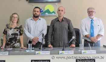 9x0: Vereadores cassam o mandato do Prefeito de Manhumirim Luciano Machado - Portal Caparaó