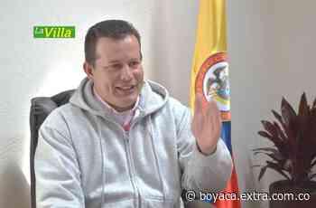 Alcalde del municipio de Carmen de Carupa entregó sus últimas obras - Extra Boyacá