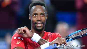 Monfils clinches title in Montpellier