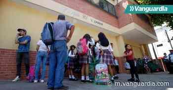 Ordenan 'pico y clase' en colegio de Floridablanca - Vanguardia