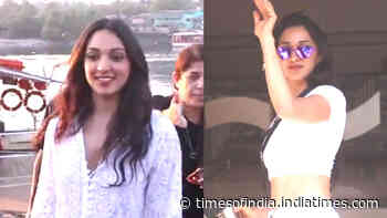 Casual looks of Kiara Advani you can try next for a brunch date