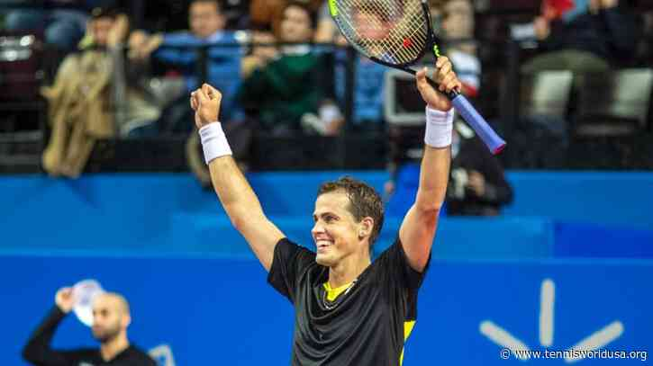 Vasek Pospisil feels confident and looking forward to next challenges