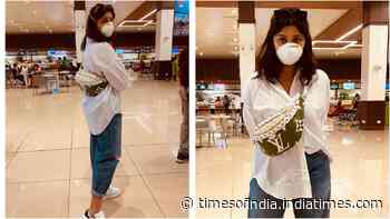 After Sunny Leone and Kartik Aaryan, now Parineeti Chopra wears mask and warns fans against coronavirus