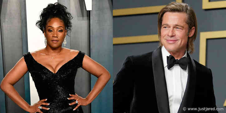 Tiffany Haddish Reunites with Brad Pitt at Oscars 2020, Two Years After Making Up That Funny Story