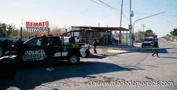 Ultiman a taquero en Emiliano Zapata - Diario de Morelos