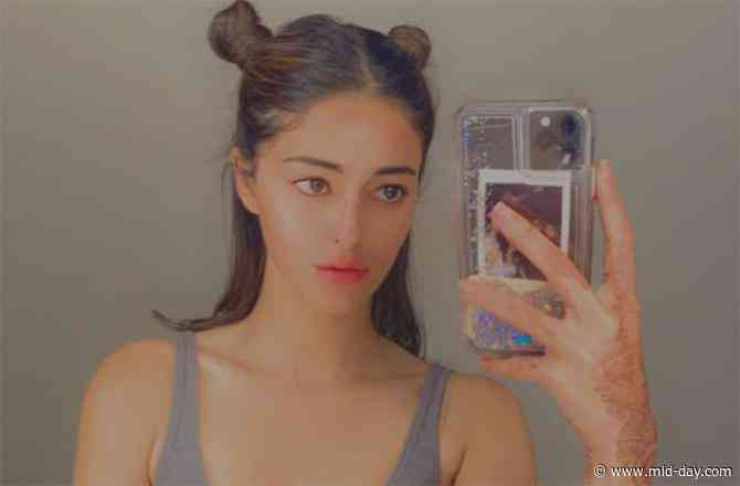 When Ananya Panday shot for 23 hours non-stop for Khaali Peeli