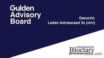 DIGITAL ELECTIONS: Gulden Community uses Blockchain technology for the 2nd time to vote for their Advisory Board.