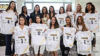 Regresan Las Pinkin de Corozal al voleibol superior - NotiCel