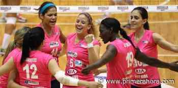 Las Pinkin de Corozal celebran su retorno al torneo Superior - Primera Hora