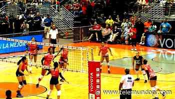 Las Pinkin de Corozal exigen participación en el Voleibol Superior Femenino - Telemundo Puerto Rico