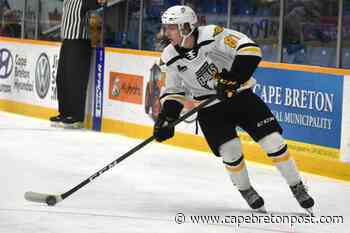 Cape Breton Eagles overcome penatly woes to defeat Drummondville Voltiegeurs - Cape Breton Post