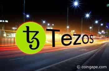 Tezos [XTZ] Adds 10% To Climb To Top 10 Ranking, Again - Coingape